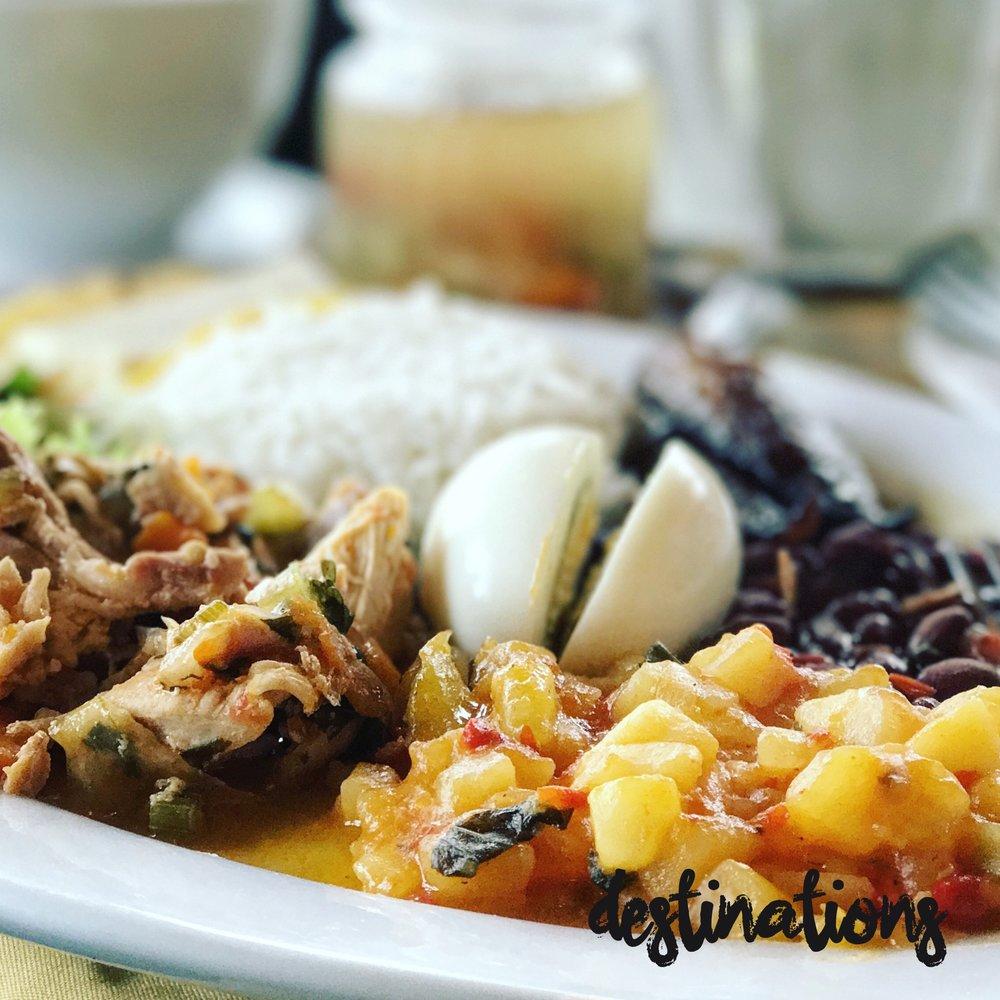 Chubascos | Destinations | RafaellaSargi.com