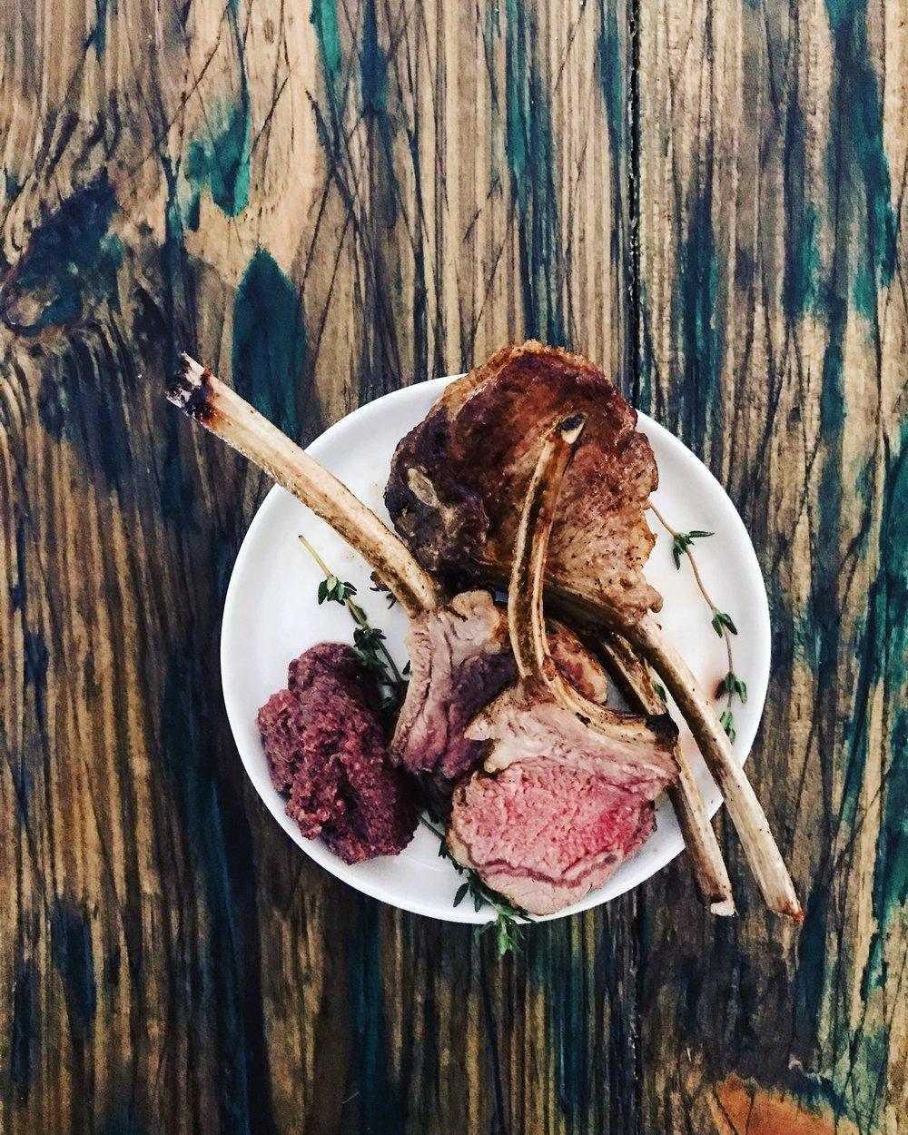 Lamb Chops | RafaellaSargi.com