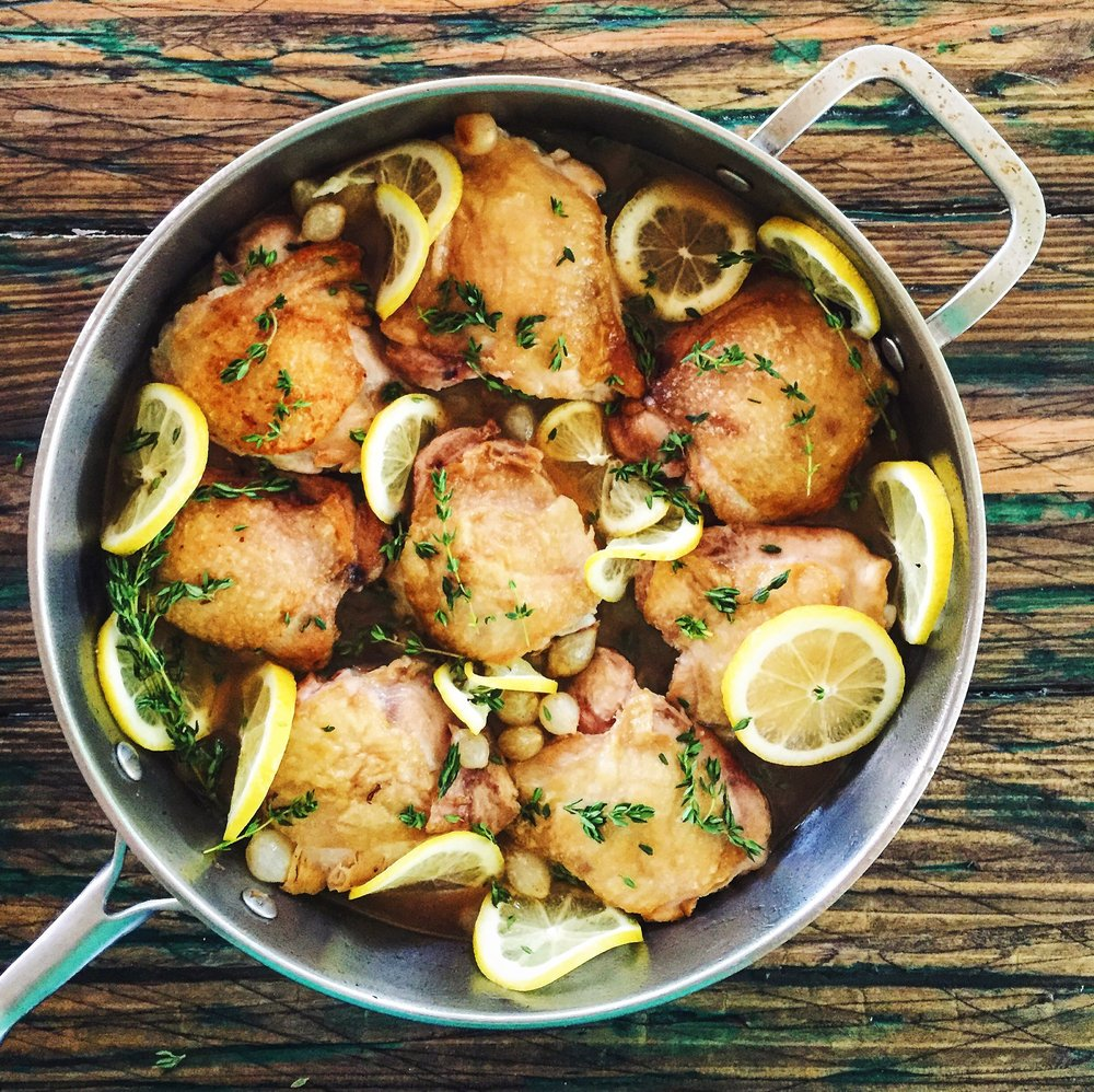 Lemon_Thyme_Chicken | RafaellaSargi.com