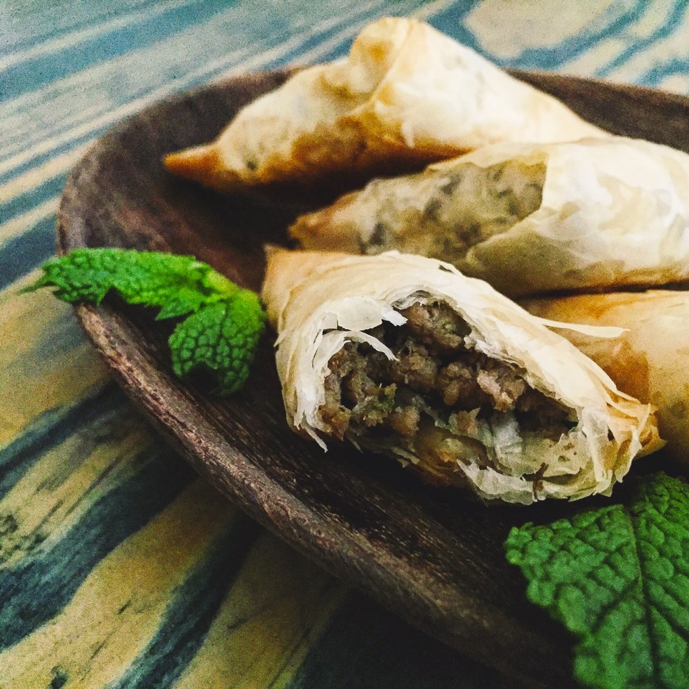 Lamb Pocket Pies | RafaellaSargi.com