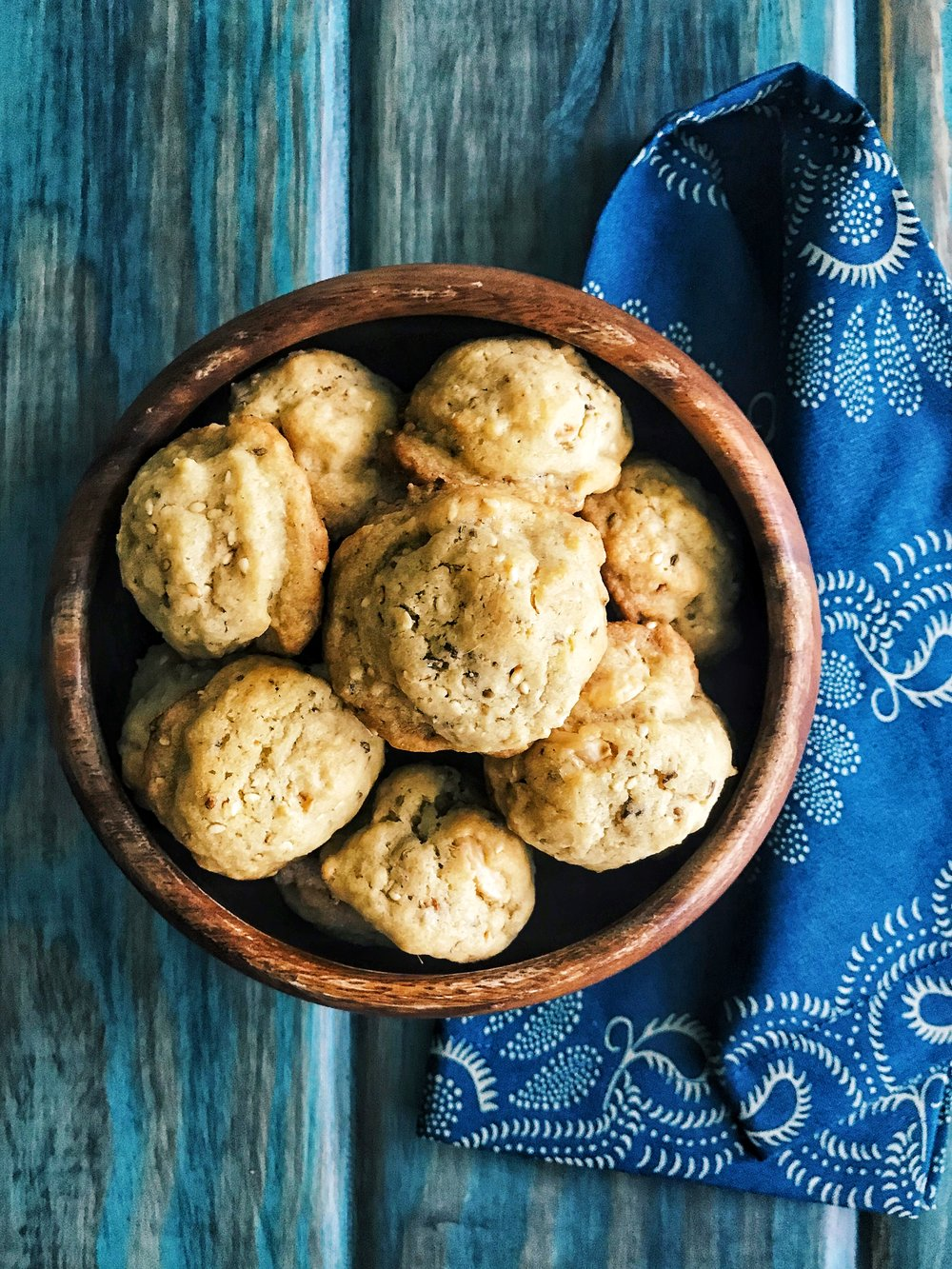 Almond & Anis Cookies | RafaellaSargi.com