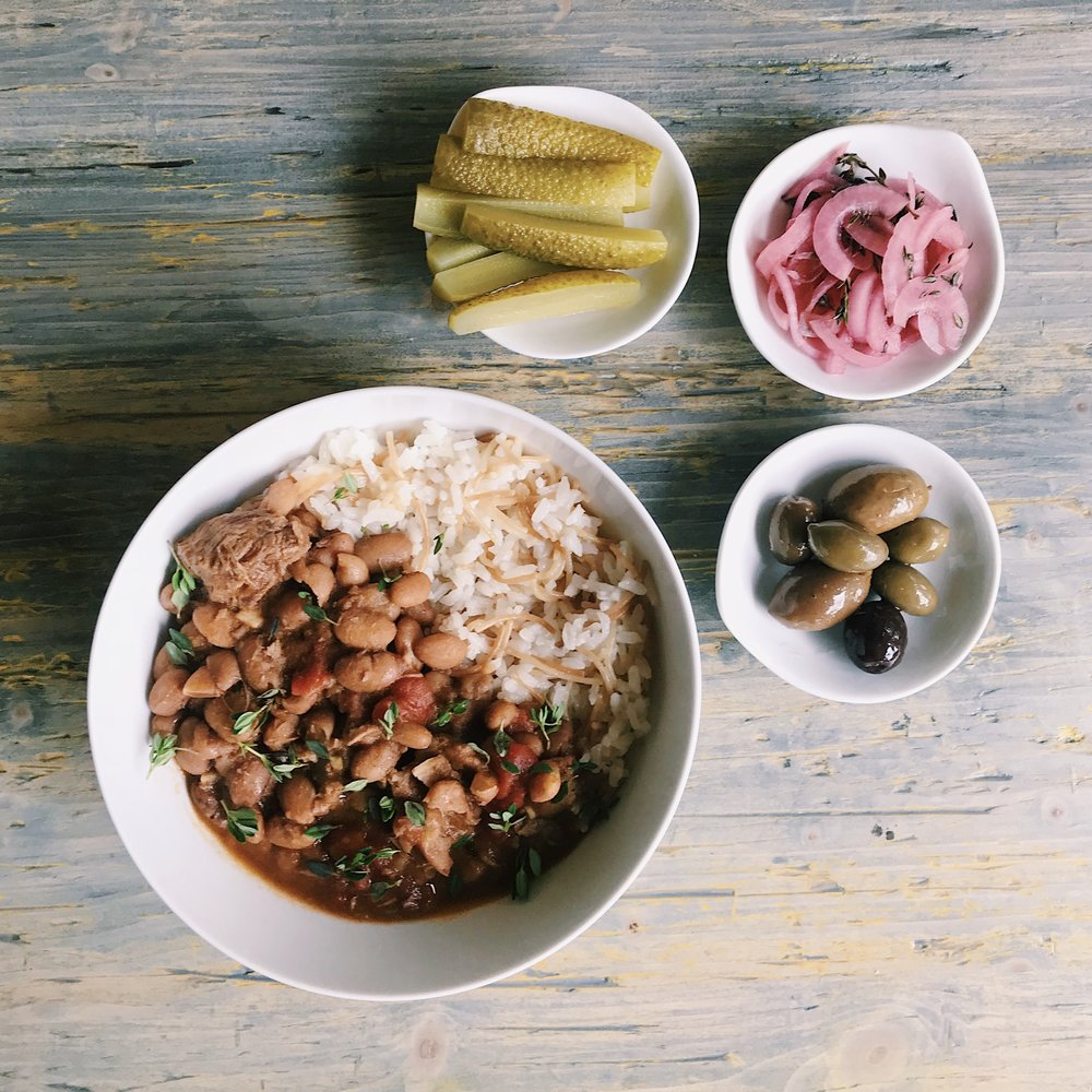 Lebanese Rice and Beans | RafaellaSargi.com