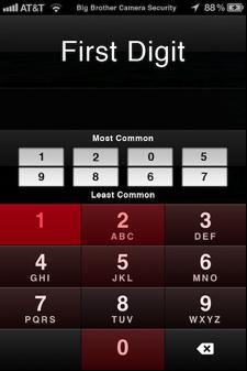 IPhone 4 unlock codes