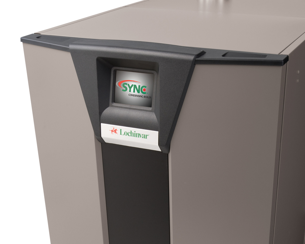 Lochinvar Sync Boiler