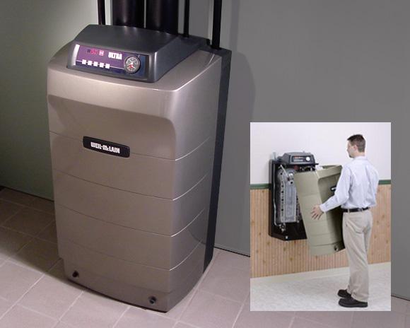 Weil McLain Home Heating — Brownlie Design, Inc.