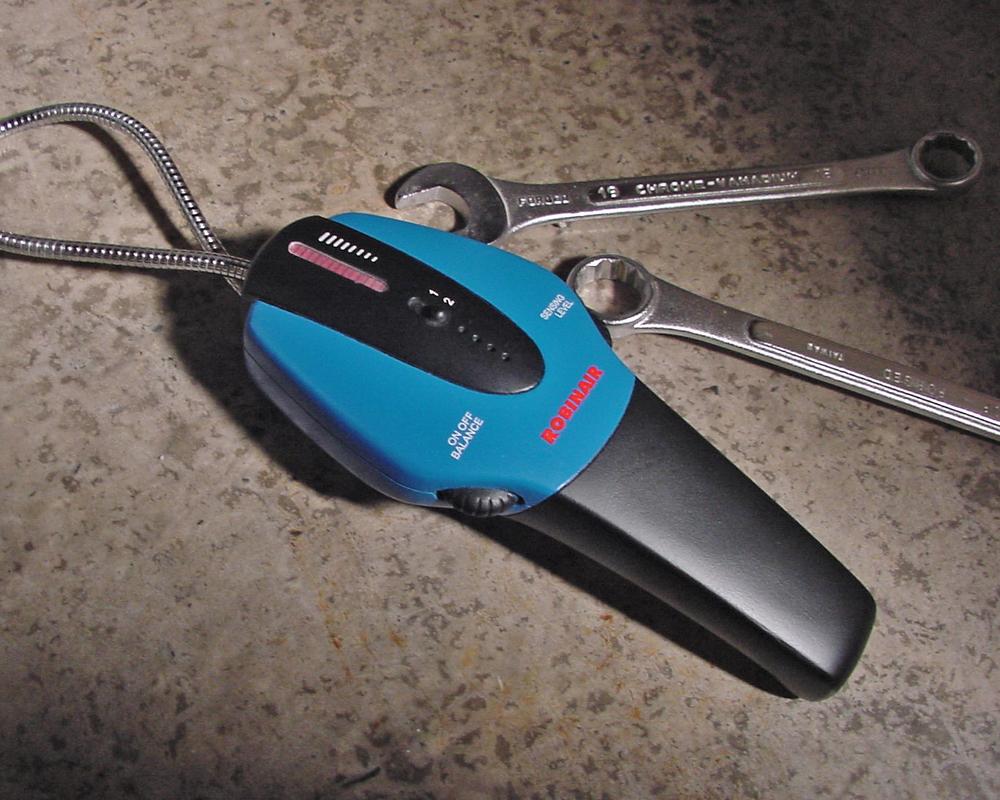 SPX/Robinair Leak Detector