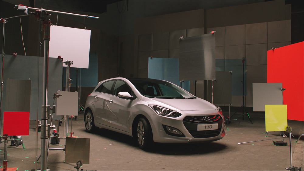 Hyundai - 'Inspiration Engineered'  Behind-the-Scenes Client: Innocean WW / Hyundai