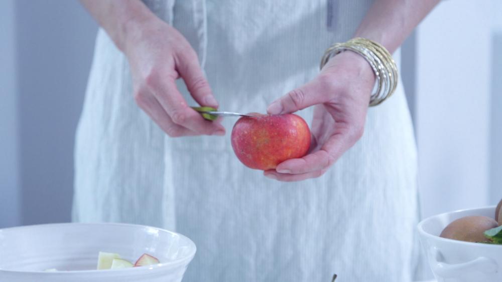 Apple and Polenta Cake  Promo Client: Silva Films