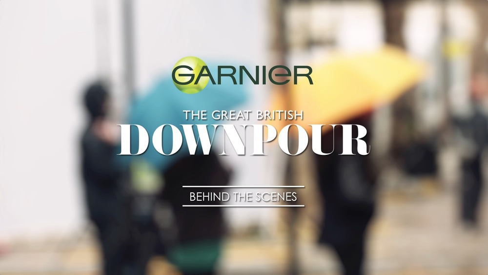 Garnier- Making Of