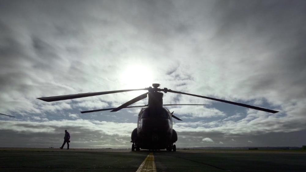 G-SHOCK RAF  - 'Chinook'