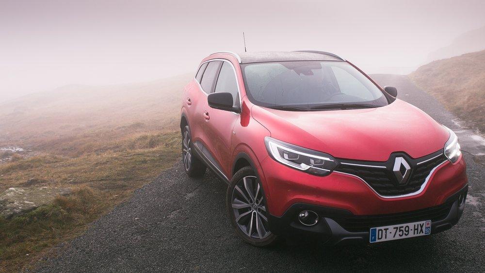 Renault Kadjar  Behind-the-Scenes Client: Publicis