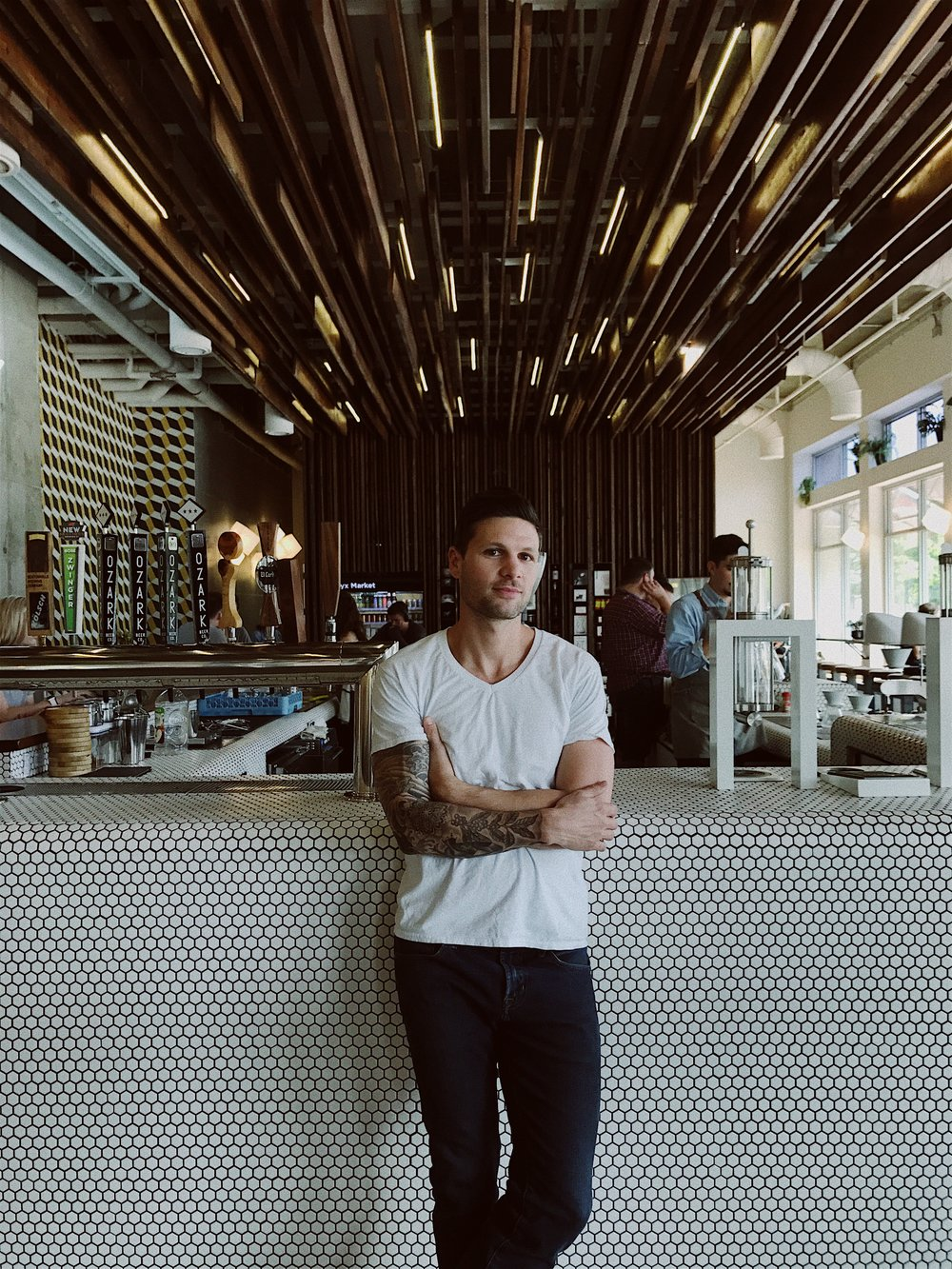 Jon - Onyx Coffee Lab