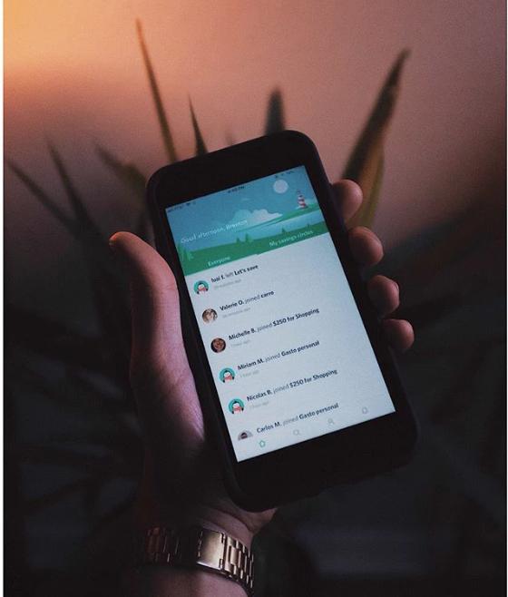 Yahoo / Tanda app