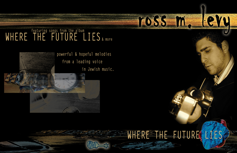 Where the Future Lies Songbook (Ross M. Levy)