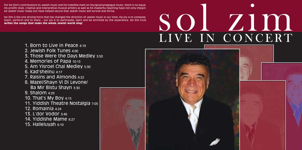 Live In Concert (Sol Zim)