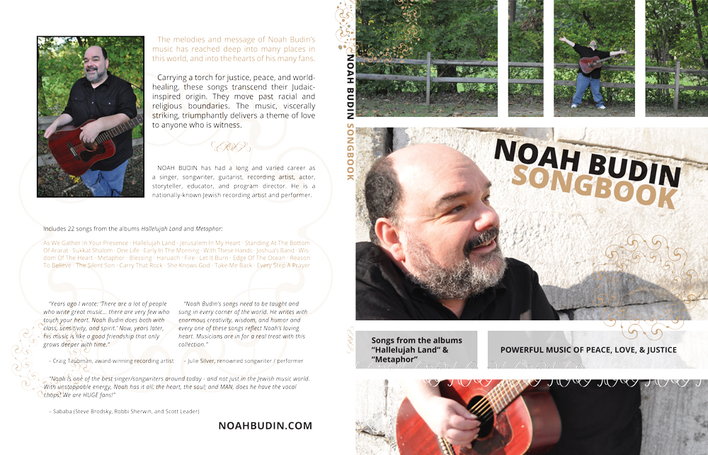 Noah Budin Songbook