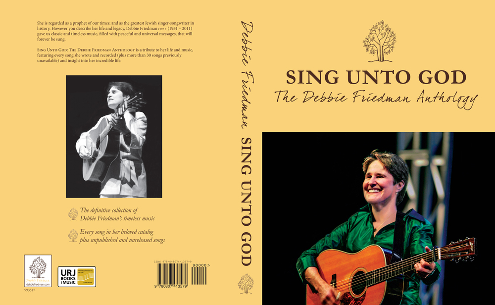 Sing Unto God: The Debbie Friedman Anthology