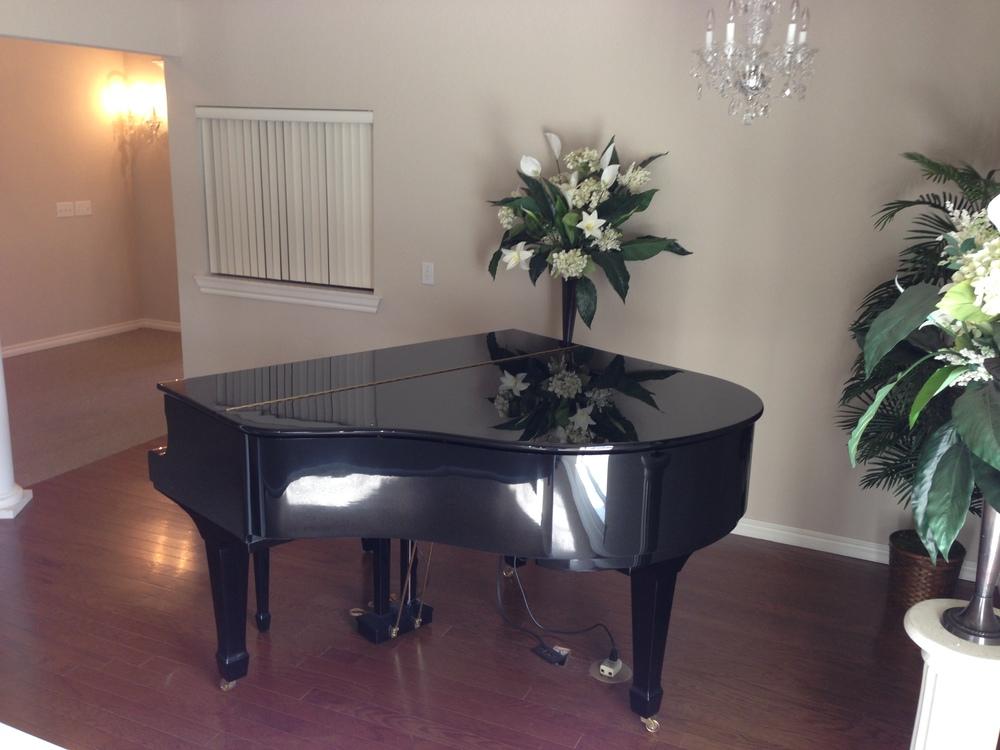 Chapel Piano