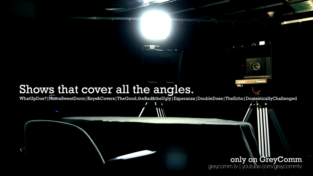 Shows that cover all the angles.