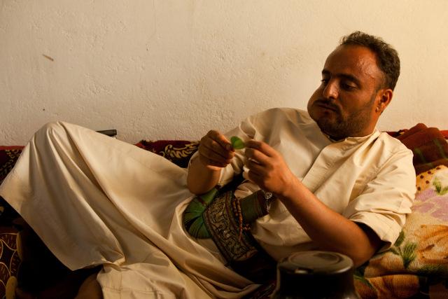 Yemeni Man