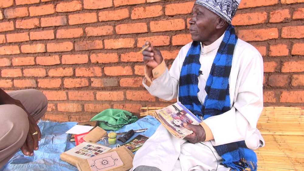 a muslim folk healer