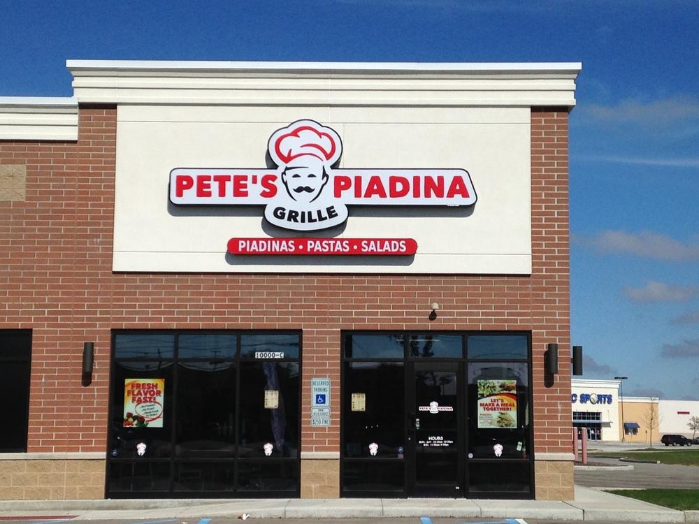 Pete's Piadina