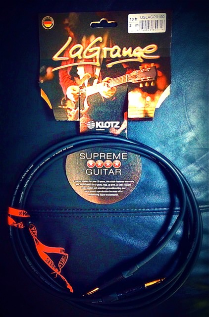 LaGrange guitar cable