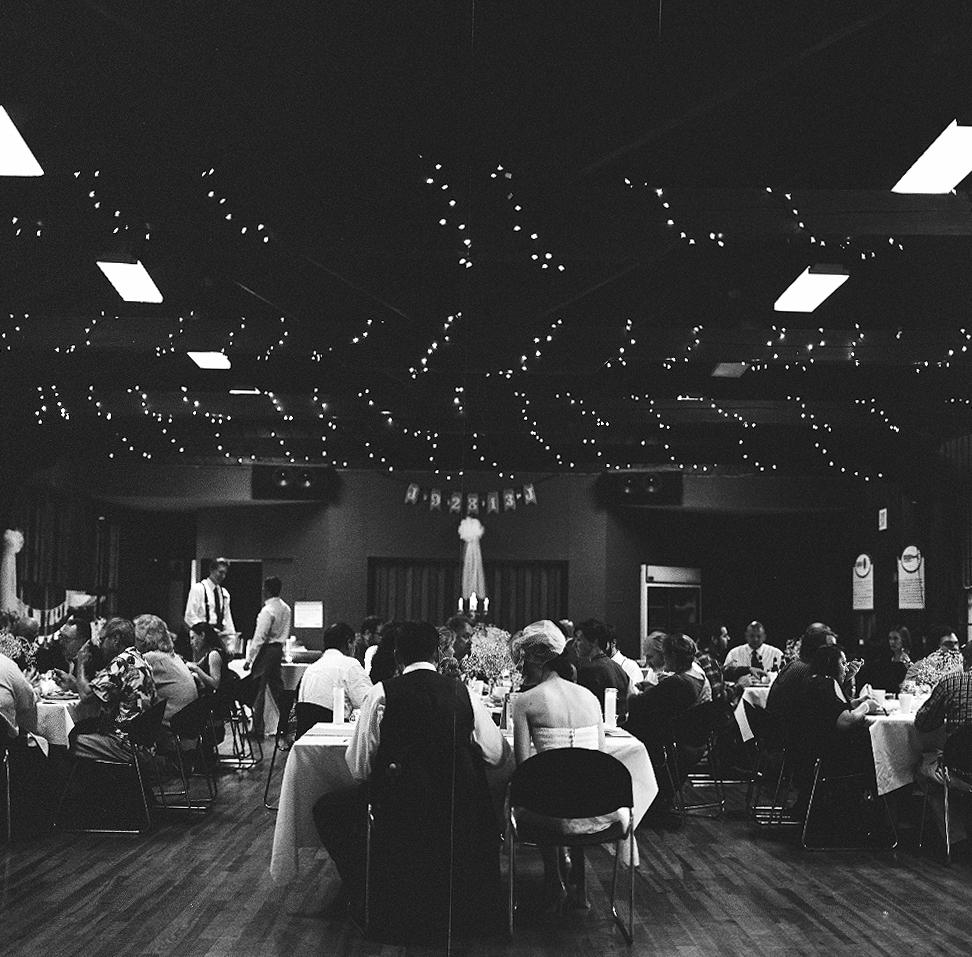 St. Louis Wedding - Wyman Center