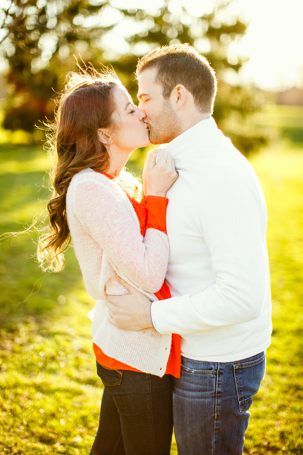 Short North Engagement Shoot Columbus Ohio St Louis Wedding Photographer Oldani Photography