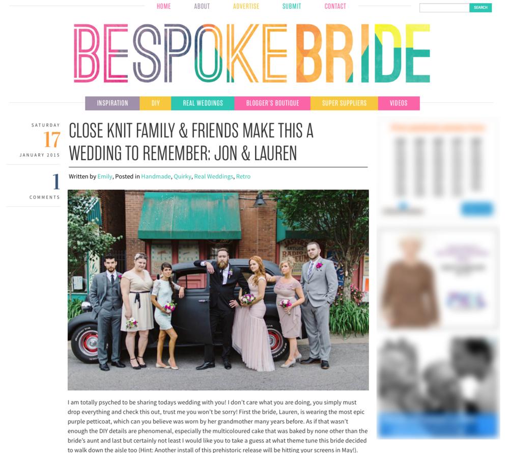Bespoke Bride Oldani Photography St. Louis Wedding Photographer