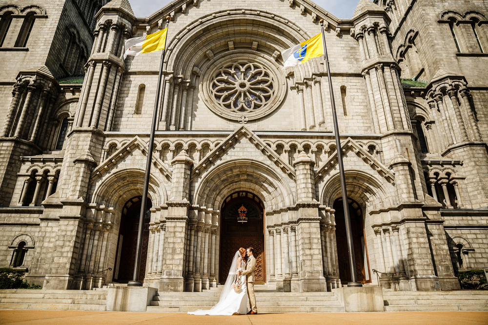 Cathedral Basilica Wedding Photography by Oldani Photography