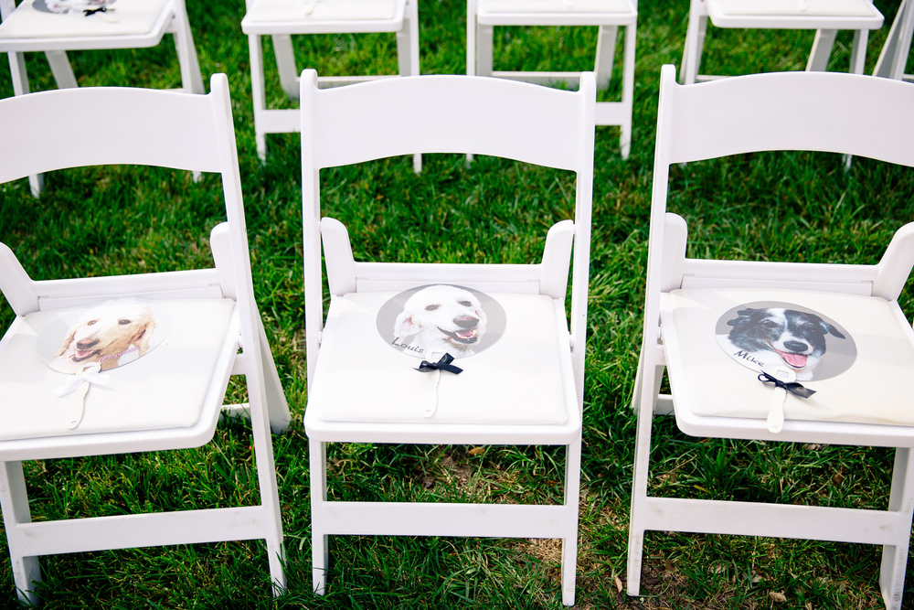 Outdoor Wedding at The Muny in St. Louis Forest Park by Oldani Photography