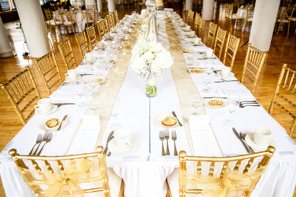 Gold Wedding Reception at Windows on Washington Downtown St. Louis Wedding Photographers by Oldani Photography 3.jpg