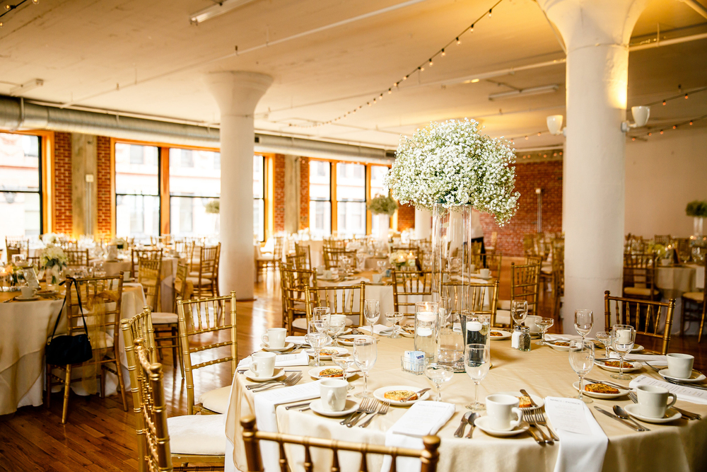 Gold Wedding Reception at Windows on Washington Downtown St. Louis Wedding Photographers by Oldani Photography 4.jpg