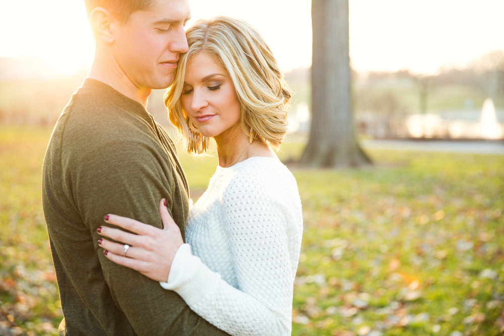 Forest Park Engagement Session by Oldani Photography St. Louis Wedding Photographers