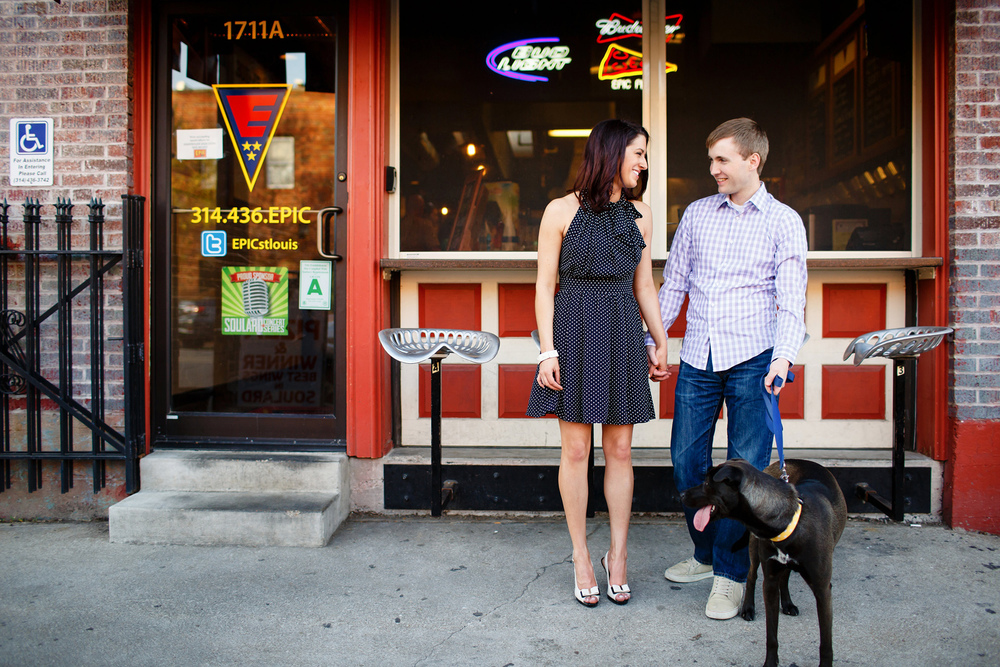 Soulard Engagement Photos with St. Louis Wedding Photographers by Oldani Photography 3.jpg