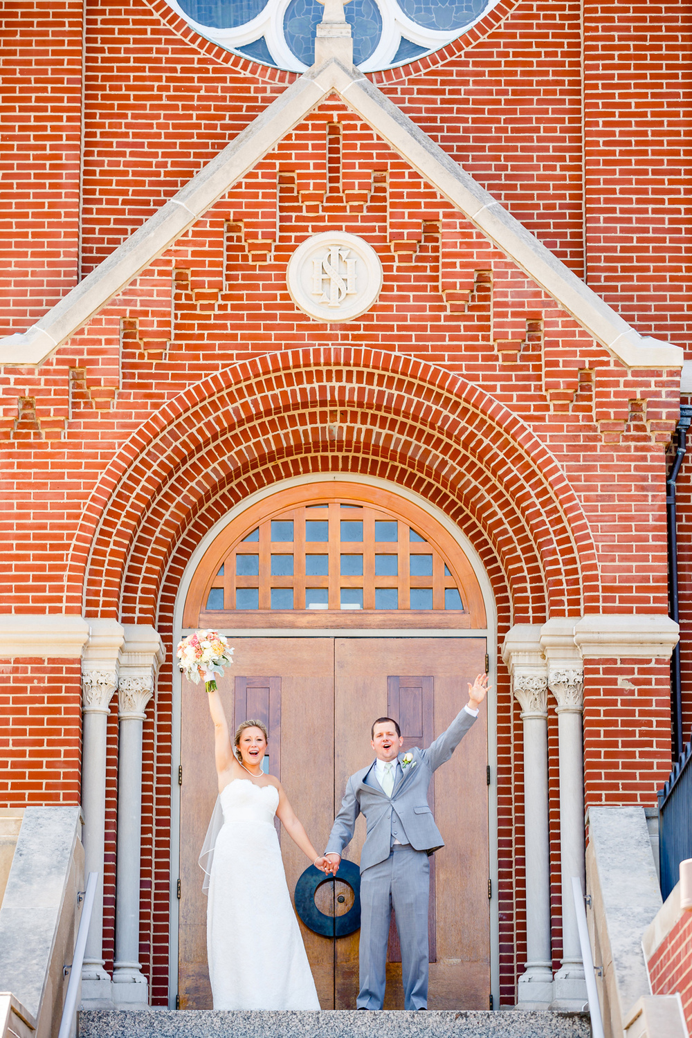 Sacred Heart Valley Park Wedding Photos with St. Louis Wedding Photographers by Oldani Photography 14.jpg
