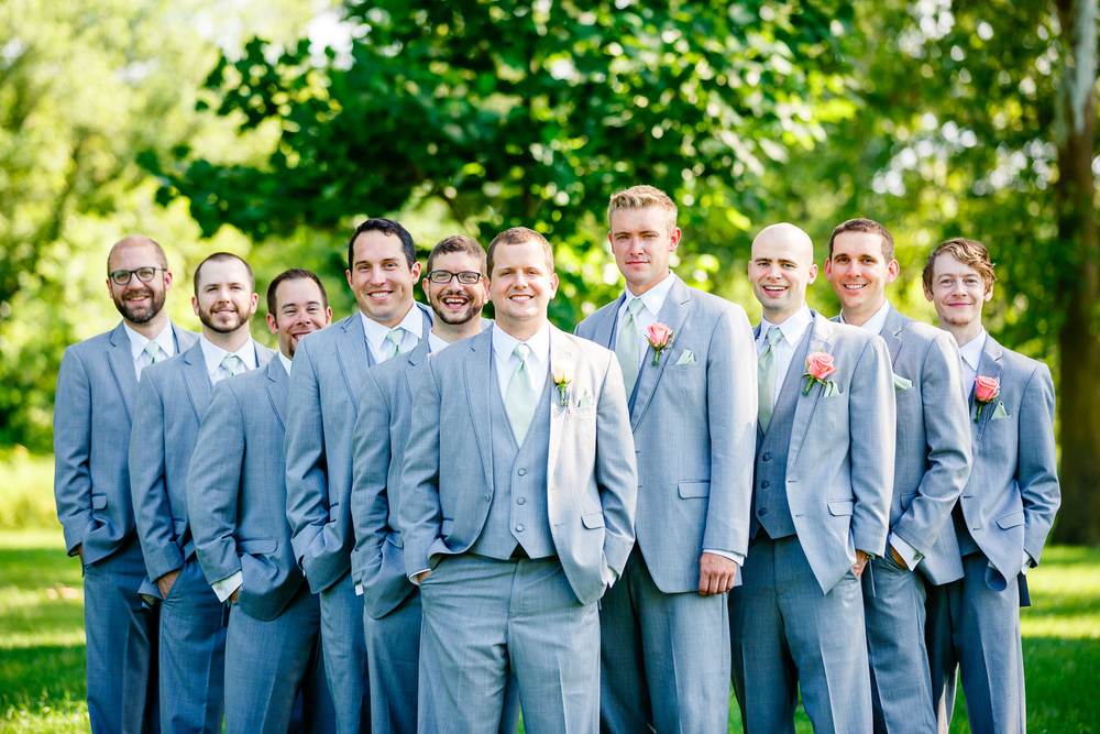 Forest Park Wedding Party Photos with St. Louis Wedding Photographers by Oldani Photography 4.jpg