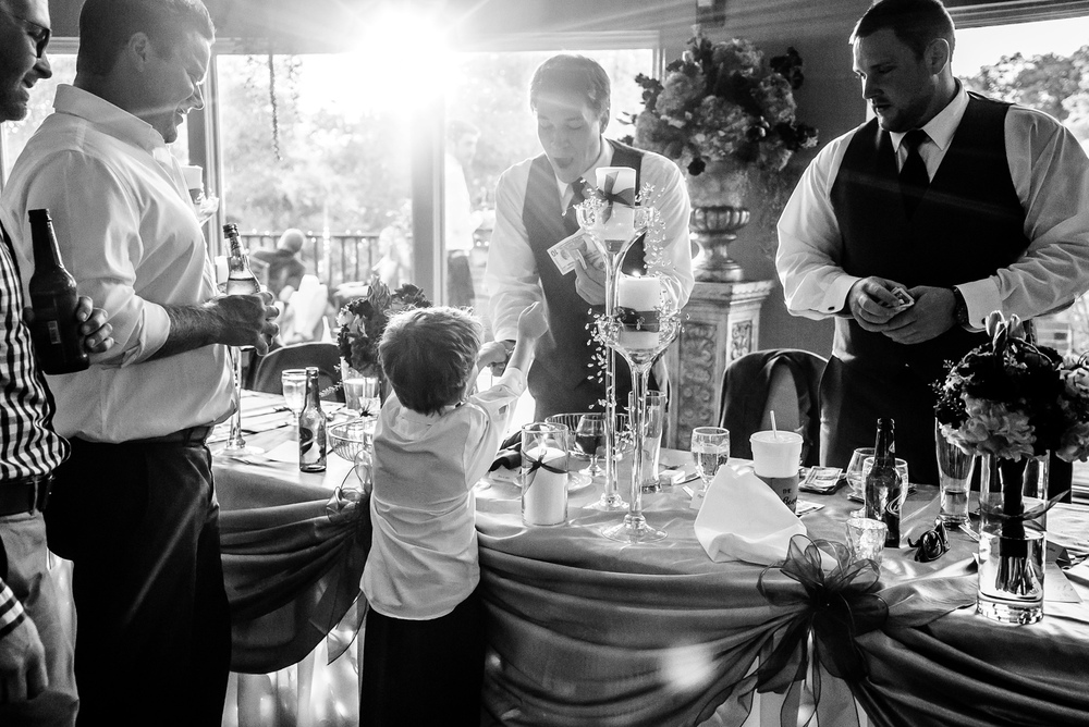 St. Clair Country Club Wedding Reception Photos with St. Louis Wedding Photographers by Oldani Photography 1.jpg