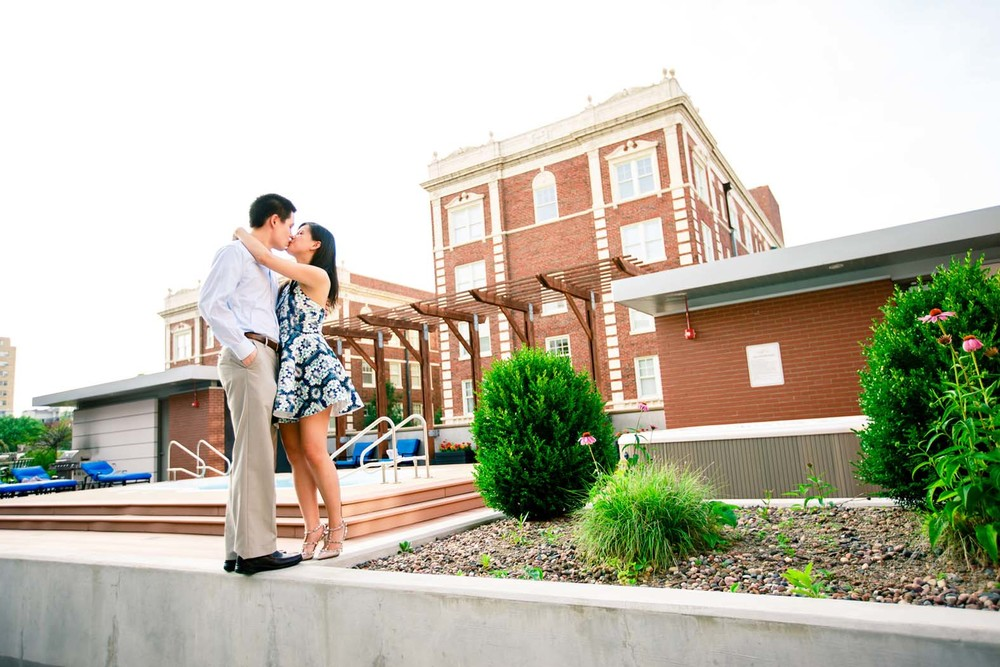 Central West End CWE Engagement Session Photos by St Louis Wedding Photographers Oldani Photography8.jpg