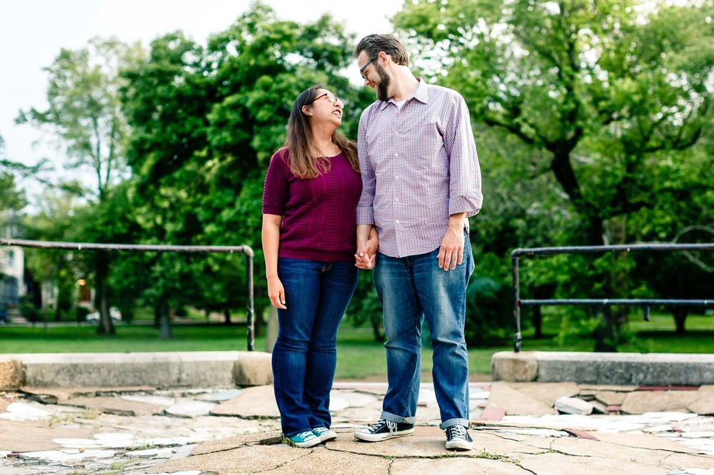 Lafayette Park Engagement Session Photos by St Louis Wedding Photographers Oldani Photography16.jpg