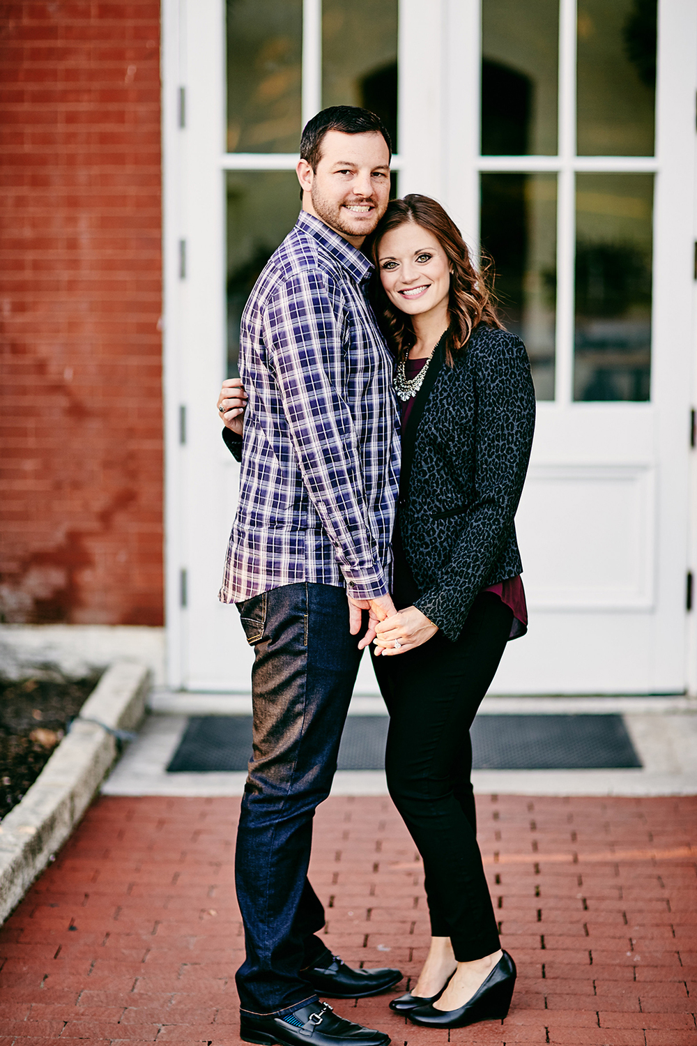 Tower Grove Park / St. Louis Engagement Photos by St. Louis Wedding Photographers Oldani Photography