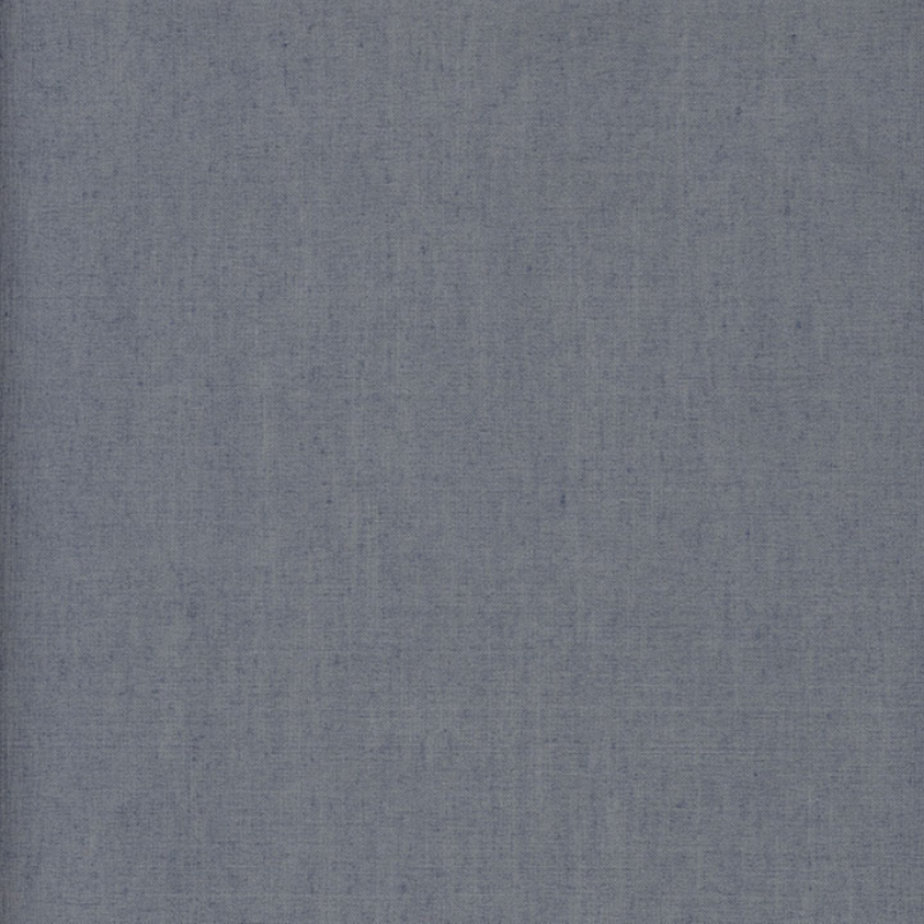 Blue/Silver - Japanese Bookcloth