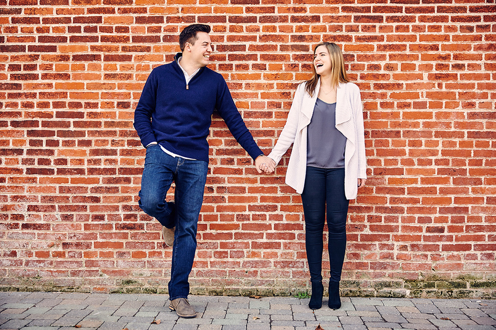 Missouri Botanical Garden Engagement Photos by St Louis Wedding Photographers Oldani Photography 1