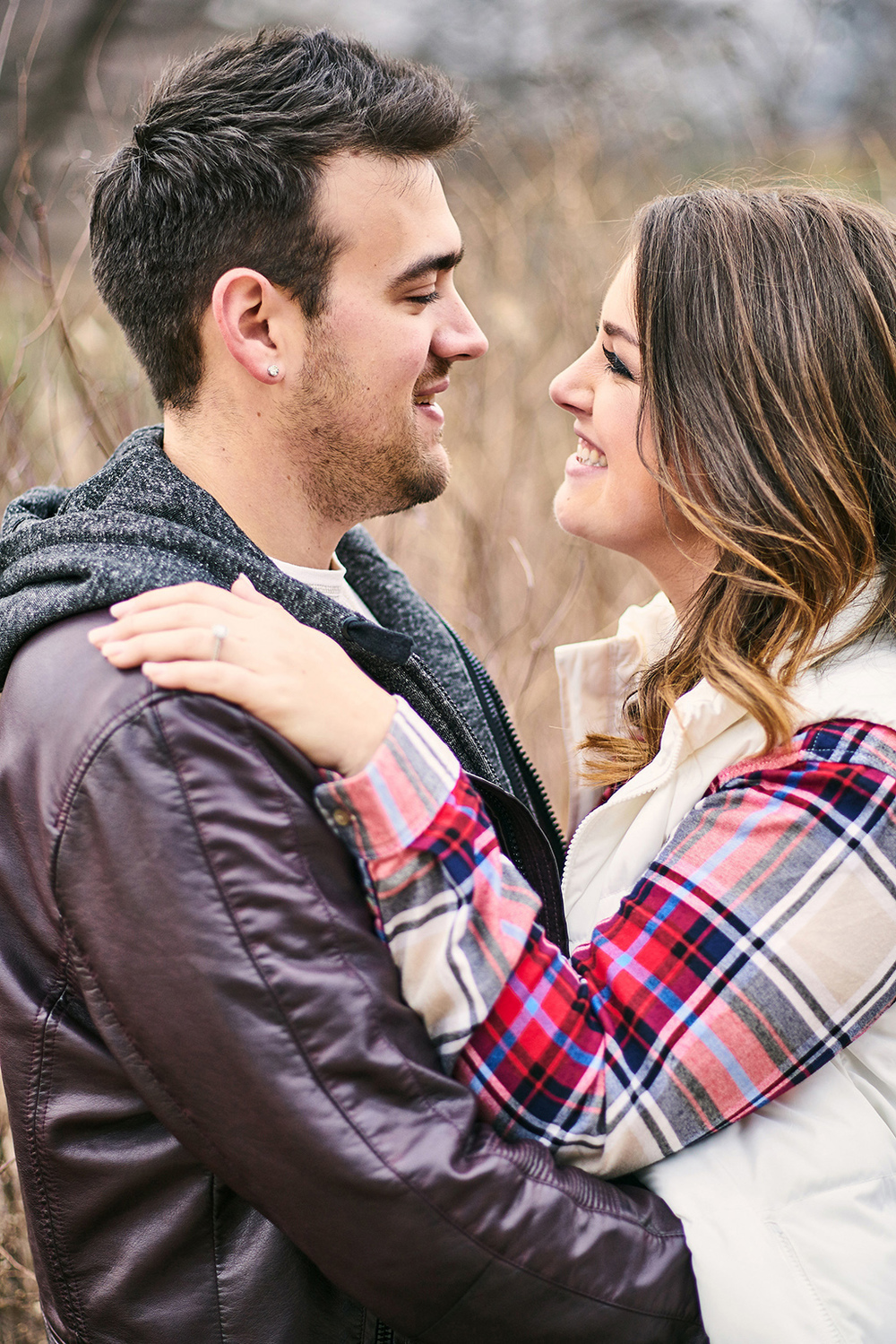 Central West End Forest Park Engagement Session by St Louis Wedding Photographers Oldani Photography