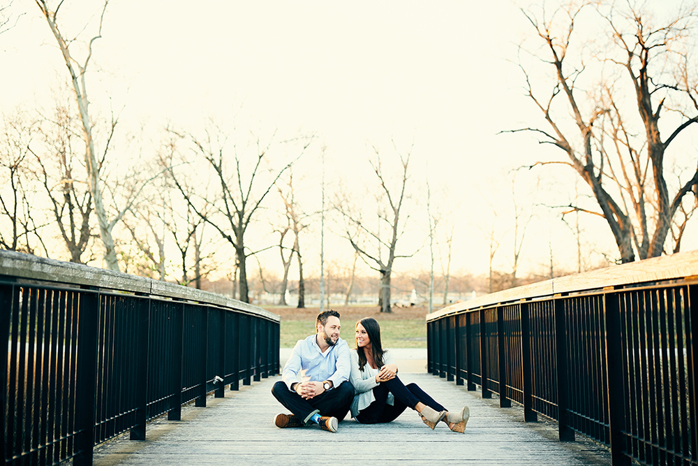 Downtown Washington Avenue Forest Park Engagement Session by St Louis Wedding Photographers Oldani Photography 32.jpg
