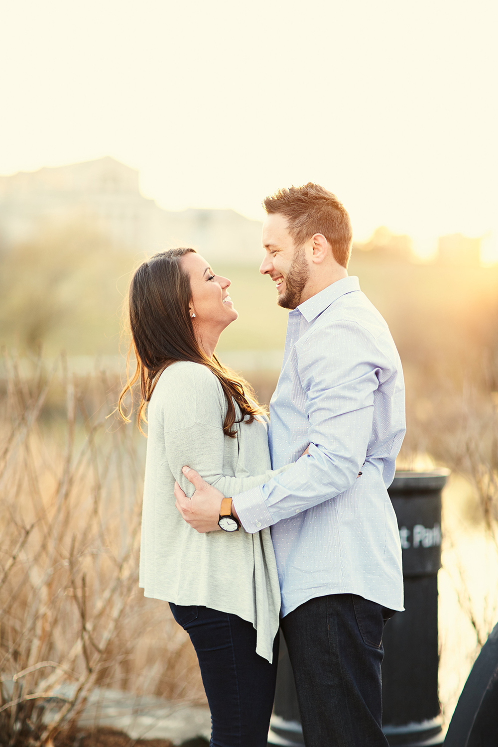 Downtown Washington Avenue Forest Park Engagement Session by St Louis Wedding Photographers Oldani Photography 35.jpg
