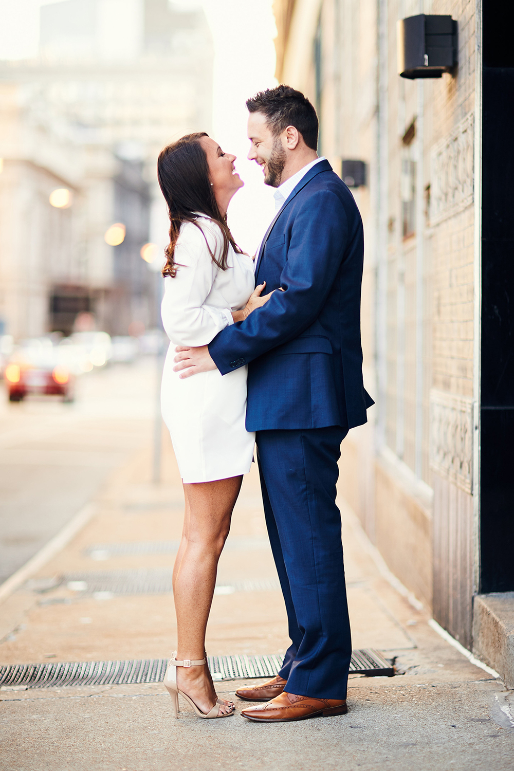 Downtown Washington Avenue Forest Park Engagement Session by St Louis Wedding Photographers Oldani Photography 8.jpg