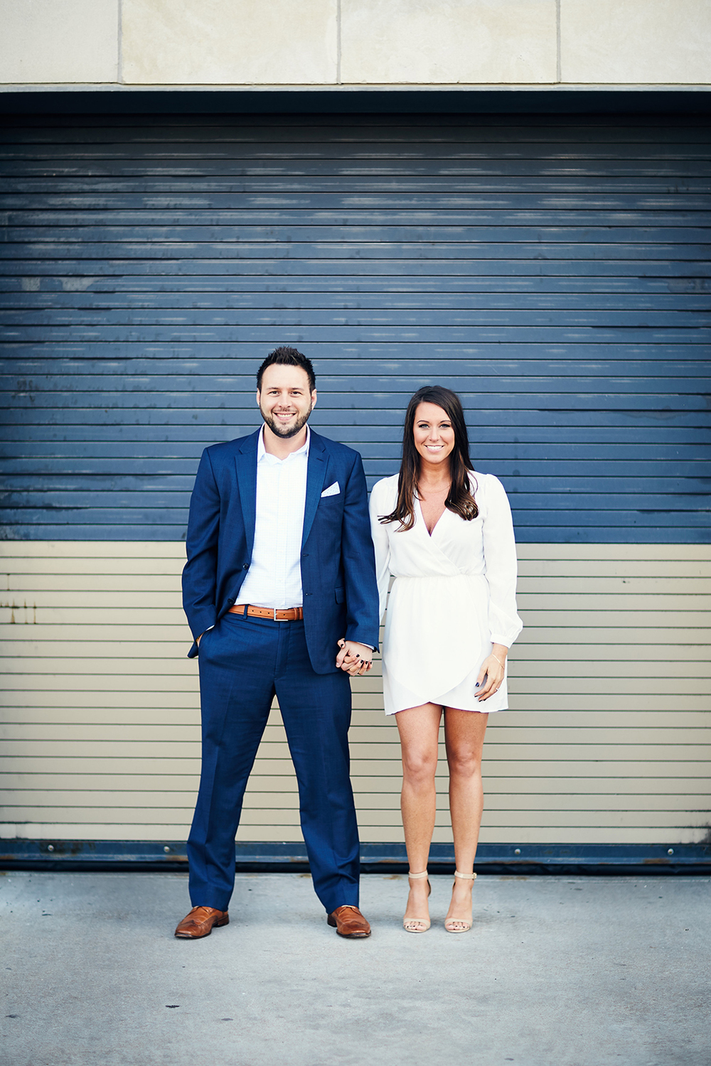 Downtown Washington Avenue Forest Park Engagement Session by St Louis Wedding Photographers Oldani Photography 14.jpg