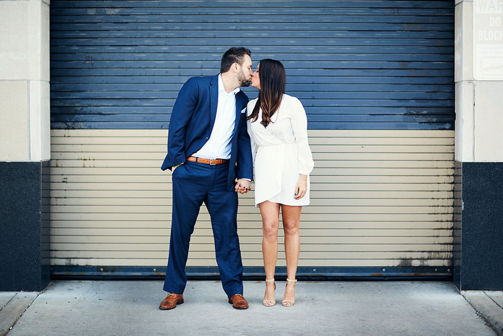 Downtown Washington Avenue Forest Park Engagement Session by St Louis Wedding Photographers Oldani Photography 15.jpg